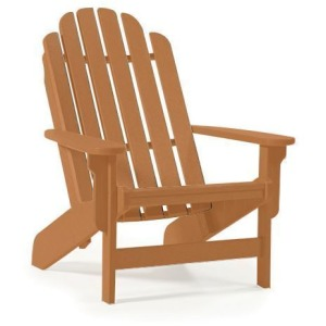 Shoreline Adirondack Chair - Cedar