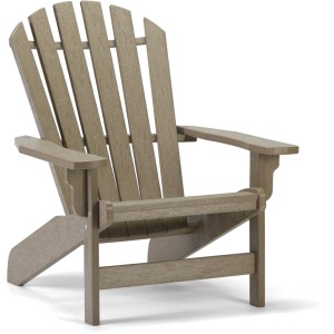 CoaSTAL Upright Adirondack Chair