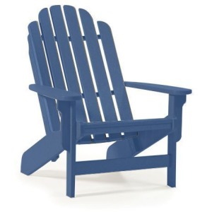 Shoreline Adirondack Chair - Colonial Blue