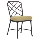 Side Chair w/ Loose Cushion