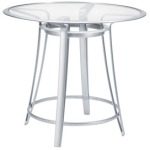 42'' Round Bar Dining Table