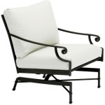 Motion Lounge Chair w/ Loose Cushions