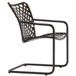 Spring Base Chair, Vinyl Strap
