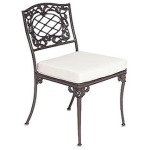 Side Chair, Loose Cushion