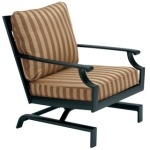 Action Lounge Chair w/ Loose Cushions