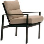 Arm Chair w/ Loose Cushions