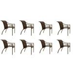 Pasadena Arm Chair, Sling - Set of 8