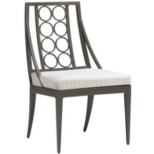 Side Chair, w/ Loose Cushion