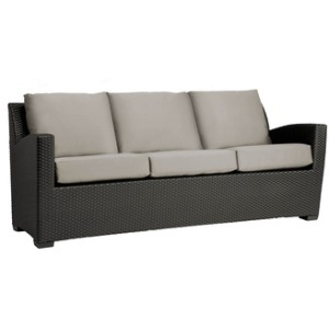 Sofa, Loose Cushions - Slim Back