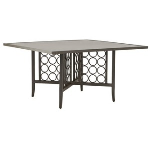 "56"" Square Dining Table"