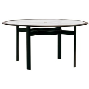 "54"" Round Umbrella Table"