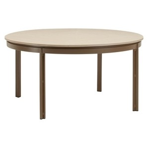 54'' Round Dining Table (no umbrella hole), Resinwood Top