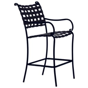 Roma Suncloth Strap Bar Chair