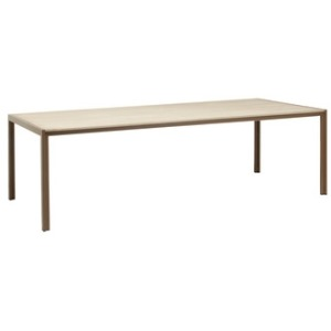 45\'\' x 78\'\' Rectangular Dining Table (no umbrella hole), Resinwood Top