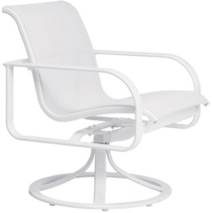 Swivel Rocker, Low Back