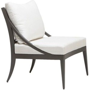 Lounge Chair, w/ Loose Cushion