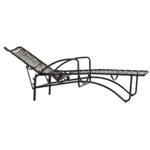 Adjustable Chaise, Vinyl Strap