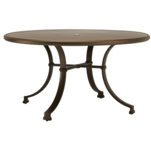 "54"" Round Dining Table (no umbrella hole)"