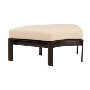 60-Degree Ottoman w/ Loose Cushion