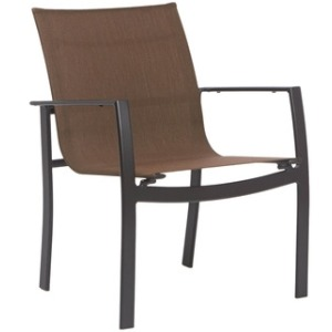 Stacking Arm Chair, Euro Style