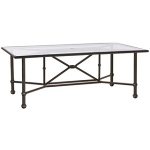 44\'\' x 78\'\' Dining Table (no umbrella hole)