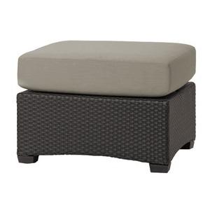 Ottoman w/ Loose Cushion