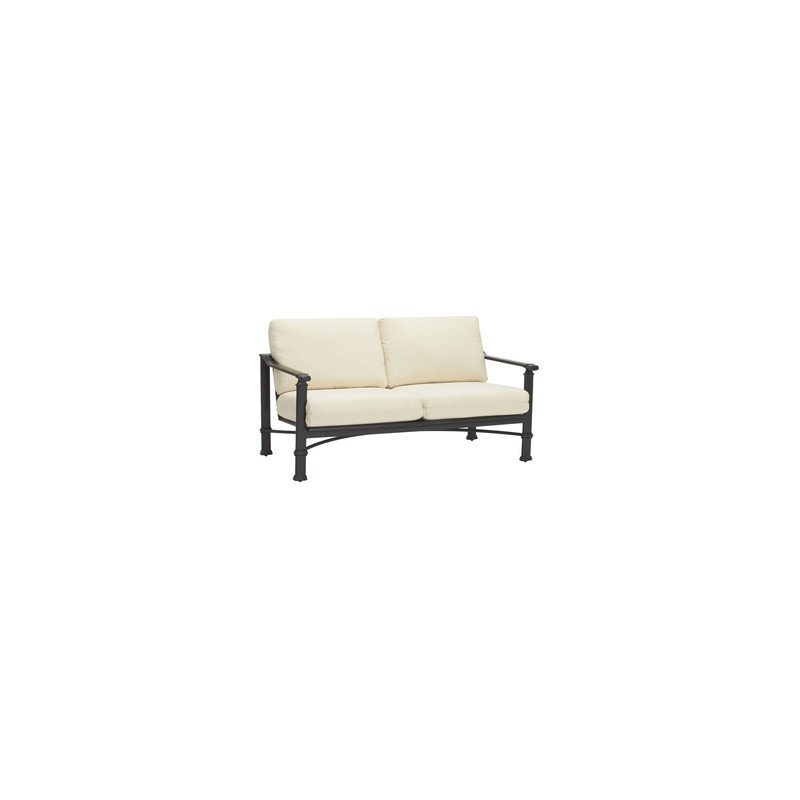 Loveseat w/ Loose Cushions