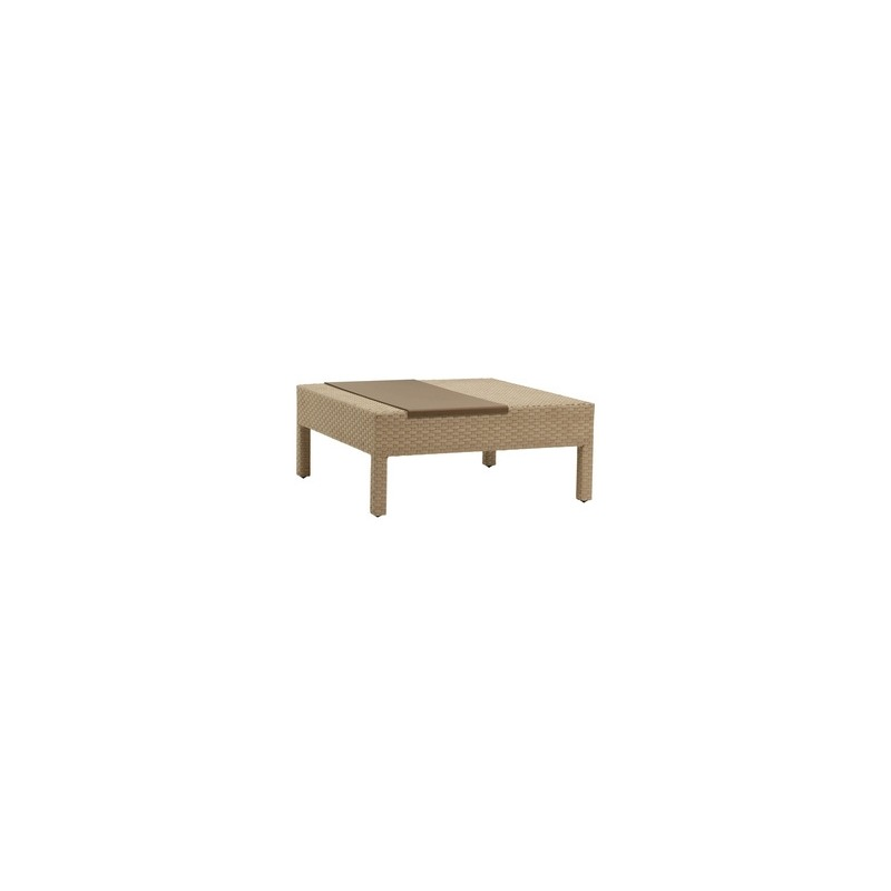 16'' x 37'' Large Sliding Tray (shown on coffee table)