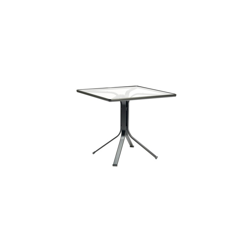 32'' x 32'' Pedestal Dining Table/lock top