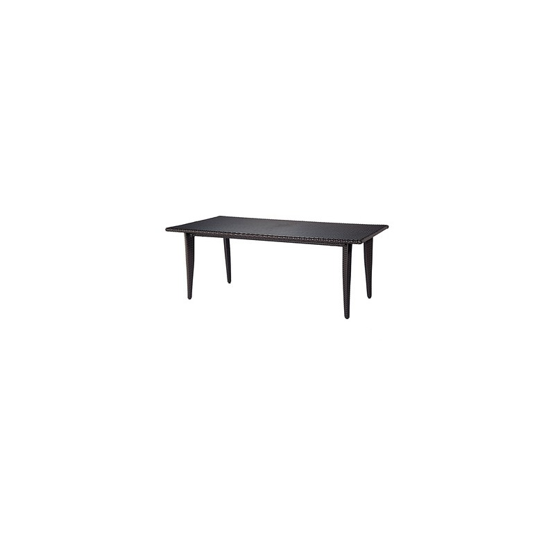 44'' x 78'' Umbrella Table