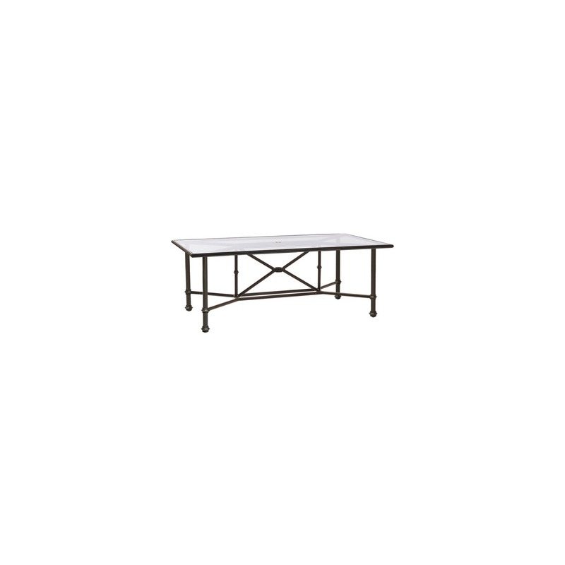 44'' x 78'' Dining Table (no umbrella hole)