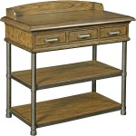 New Vintage™ Night Table, Vintage Brown