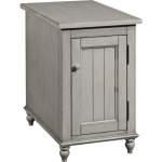 Kearsley™ Gray Reclinermate Accent Table