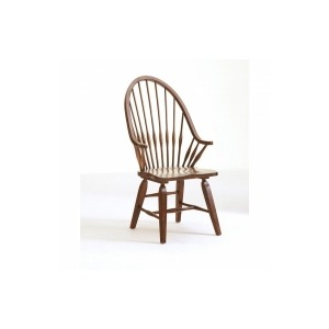 ATTIC RUSTIC WINDSOR ARM CHAIR / WINDSOR ARM CHAIR
