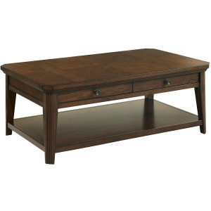 Estes Park Storage Coffee Table