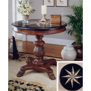 Accent Hall Table