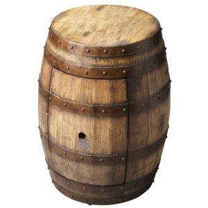 Lovell Barrel Table