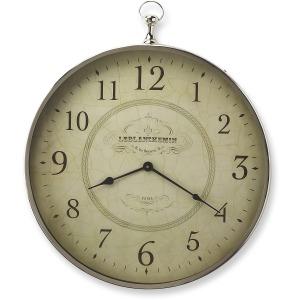 Le Blanc Wall Clock