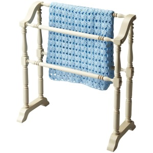 Lillian Blanket Rack