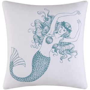 Cora Mermaid Pillow