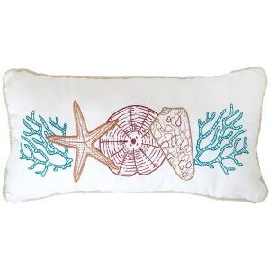 Multi Shells Pillow