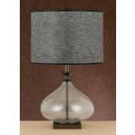 Funnel Glass Lamp