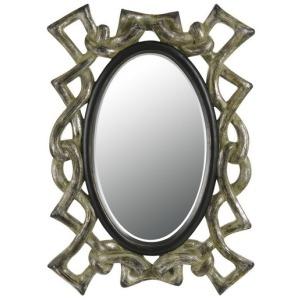 Popoli Rectangular Pu Bevel Mirror