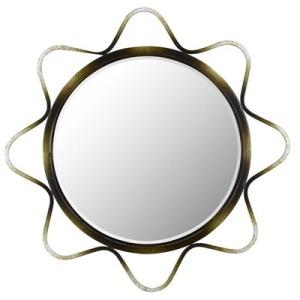 Lorca Metal Beveled Mirror