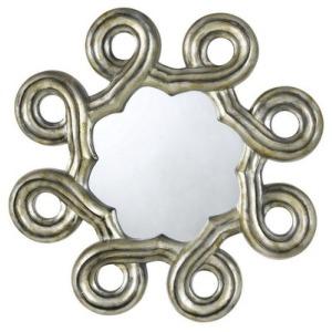 Formia Hexagon Pu Beveled Mirror