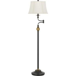 Floor Lamp w/Swing Arm