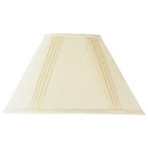 Side Pleated Linen Shade