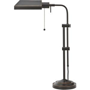Dark Bronze Table Lamp