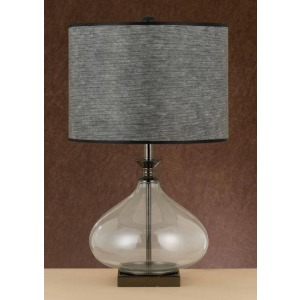 Funnel Glass Lamp