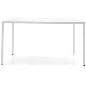 Heron Rectangular metal table